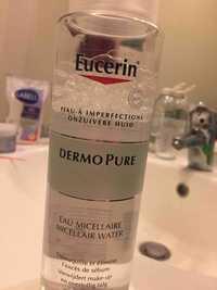 Eucerin - DermoPure - Eau micellaire