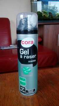 Cora - Gel à raser mentholé