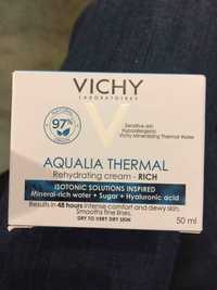 VICHY - Aqualia thermal - Rehydrating cream