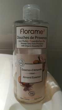 FLORAME - Essence d'Amande - Douches de Provence
