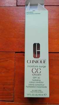CLINIQUE - Moisture surge - CC cream SPF 30