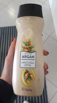 Deliplus - Gel de Bano Argán - Hidrata y nutre
