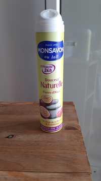 Monsavon - Déodorant naturelle pierre d'alun 24h