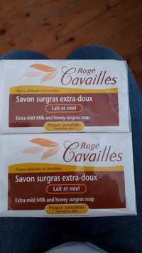 ROGÉ CAVAILLÈS - Lait et miel - Savon surgras extra-doux