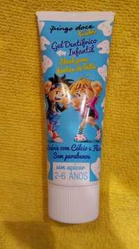 PINGO DOCE - Gel dentifrico infantil