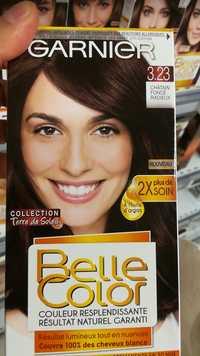 GARNIER - Belle color - Couleur resplendissante 3.23 châtain foncé radieux