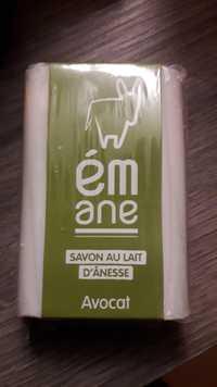 EMANE - Avocat - Savon au lait d'ânesse et anti-âge