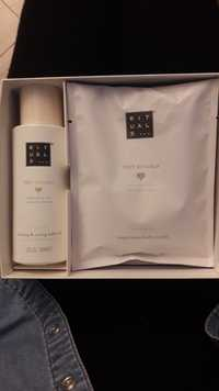 Rituals - Tiny Rituals - Relaxing and caring bath oil