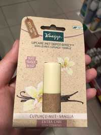KNEIPP - Soft sweet scent - Soin lèvres cupuaçu - Vanille