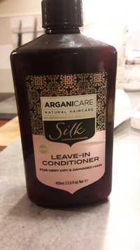 Arganicare - Silk - Leave-in conditioner