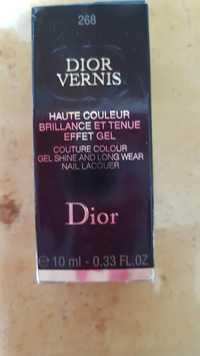 Dior - Dior vernis - Haute couleur brillance et tenue effet gel