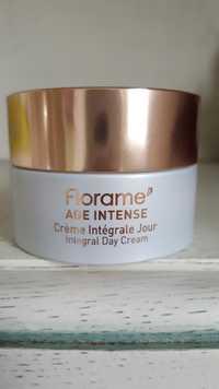 FLORAME - Age intense - crème intégrale Jour