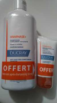 DUCRAY - Anaphase+ - Shampooing complément antichute