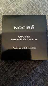 NOCIBÉ - Quattro - Palette de fards à paupières
