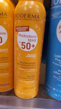 BIODERMA - Photoderm max SPF50+ - Brume solaire