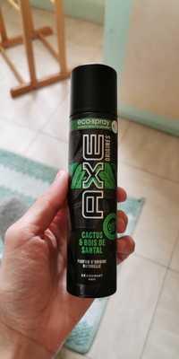 AXE - Cactus & bois de santal - Déodorant 48h