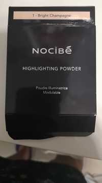 NOCIBÉ - Poudre illuminatrice modulable