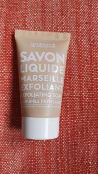 COMPAGNIE DE PROVENCE - Savon liquide Marseille exfoliant
