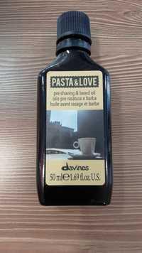 DAVINES - Pasta & love - Huile avant rasage et barbe