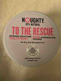 NOUGHTY - To the rescue - Soin hydratation intense