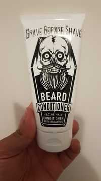 Grave before shave - Beard conditioner