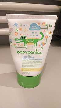 BABYGANICS - Eczema care - Skin protectant cream