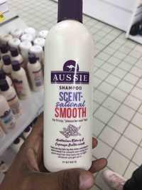 AUSSIE - Scent-sational smooth - Shampoo
