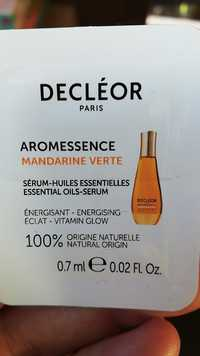 Decléor - Aromessence mandarine verte - Sérum-huile essentielle