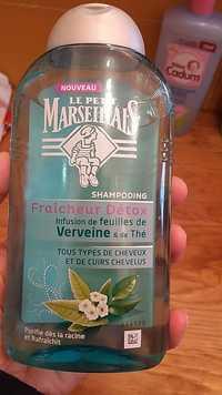 Le petit marseillais - Shampooing fraîcheur détox