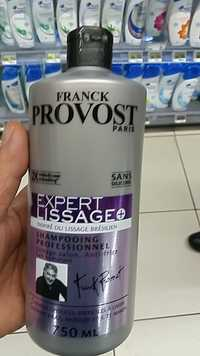 Franck Provost Paris - Expert lissage - Shampooing