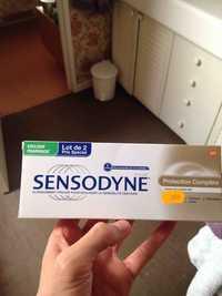 SENSODYNE - Protection complète lot de 2 - Dentifrices