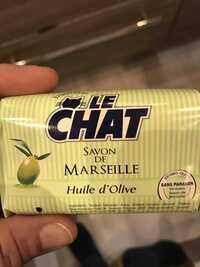 Le Chat - Savon de Marseille à l'huile d'olive