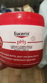 Eucerin - PH5 - Crème corporelle