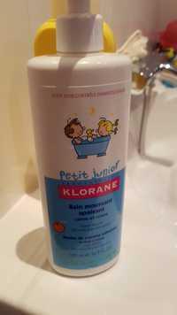 KLORANE - Petit junior - Bain moussant apaisant