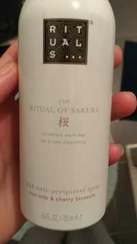 RITUALS - The ritual of Sakura - 24h Anti-perspirant spray