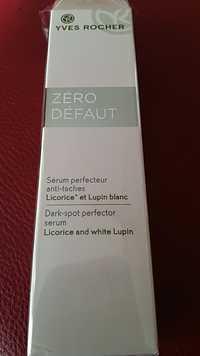 Yves Rocher - Zéro défaut - Sérum perfecteur anti-tâches