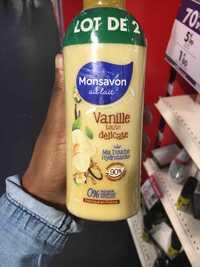 Monsavon - Ma douche hydratant - Vanille toute délicate