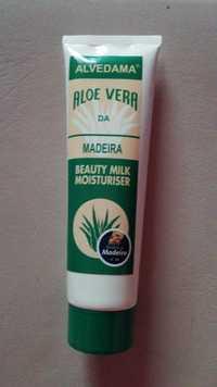 Alvedama - Aloe vera - Beauty milk moisturiser