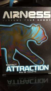 Airness - Instinct attraction - Eau de toilette