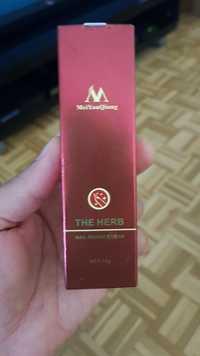 Mei Yan Qiong - The herb - Nail repair cream
