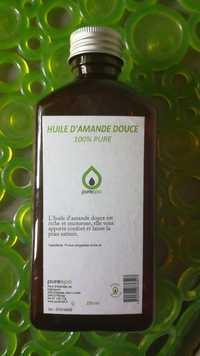 Purespa - Huile d'amande douce 100% pure