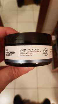 The Groomed Man C° - Morning wood - Baume à barbe