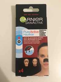 Garnier - SkinActive pureActive charbon - Patchs anti-points noirs