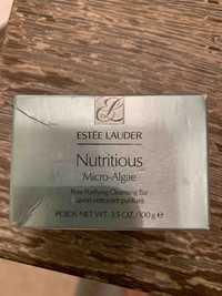Estee Lauder - Nutritious Micro Algae  - Savon nettoyant purifiant
