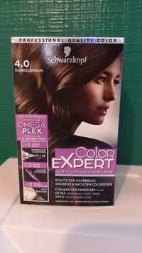 Schwarzkopf - Color expert - 4.0 Dunkelbraun