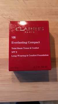 CLARINS - 108 Everlasting compact - Teint haute tenue & confort