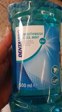 Denta Pro - Mouthwash cool mint 3 in 1