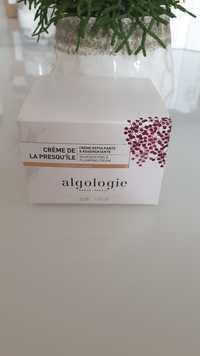 Algologie - Crème de la presqu'île anti-âge globale
