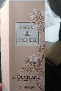 L'OCCITANE - Néroli & orchidée - Crème mains