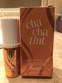 BENEFIT - Chachatint - Blush liquide couleur